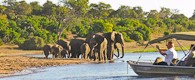 Botswana Wild Parks (Maun Start)