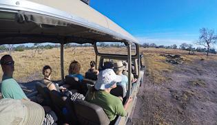 Botswana Wildside (Maun start)