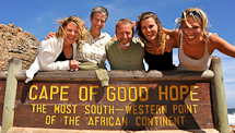 Sunway South Africa Cape of Good Hope group Graham Hood